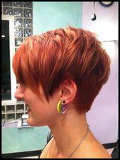 Coiffures courtes Mesdames Fransig 2019 – Coiffures actuelles Femmes – Haircut …   – Frisuren&Hairstyle
