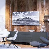 Alte Holzwand und Fassadenverkleidung – alles aus Altholz   – Wandverkleidung aus Holz