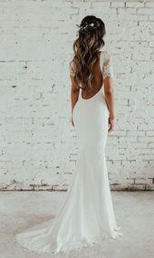 Malaga Kleid | Katie May – Paris elopement – #el…