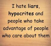 Image result for quotes about hypocrites and fake people – Quotes that I love