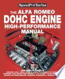 Alfa Romeo Dohc Engine High Performance Manual Em 2020