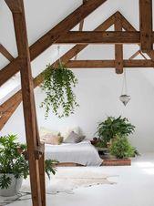 Wohnung | Wohnideen | Schlafzimmer | Kleiderschrank | Bett | Nachttisch   – Living – sleeping room