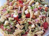 Pasta with ricotta, chorizo, walnuts and Parmesan cheese  – Recipes