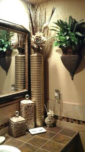 20 Amazing Christmas Bathroom Decorations Ideas «…