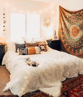 Unbelievable Plans for Boho Bed room