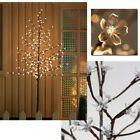 180CM LED Kirschbaum Blütenbaum Lichterbaum Weihnachtsdeko Lichterbaum Blumen – Feste & besondere Anlässe