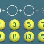 لغز رياضيات صعب مع جوابه In 2020 Maths Puzzles Billiards Billiard Balls