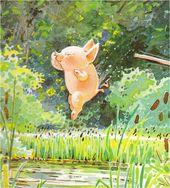 """Enfant préféré: Journée d'inspiration pour la conception – Piggies! """"Toot & Puddle"""" douce enfant …   – Read to you and me!"""