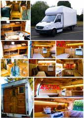 25 Awesome Box Truck Conversion Ideas