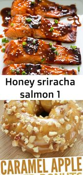 Honey sriracha salmon 1 – Recipes