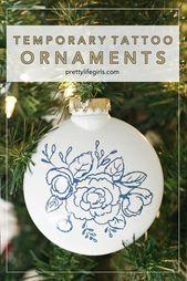 DIY temporäre Tattoo Ornamente, #DIY #Ornamente #Tattoo # TEMPORARY #Temporarry… – ornamental