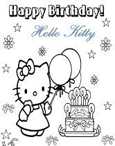 Hello Kitty Coloring Pages Coloringpagesonly Com In 2020 Hello Kitty Colouring Pages Hello Kitty Coloring Coloring Pages