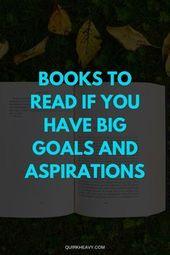 5 livres à lire absolument qui redéfinissent le succès et la croissance   – Self development books