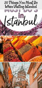20 Things You Must Do When Visiting Istanbul – HOLIDAYS