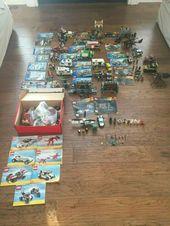 Legobox! alle mini figuren in den bildern und anleitungsheften !!! # …   – Lego LOVE
