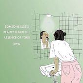 30 Illustrations pour trouver l'Amour de Soi par Alison Rachel