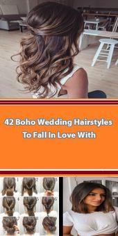 Lange Hochzeitsfrisuren 2019 Hier finden Sie überraschend einfache und dennoch superschicke Frisuren für Mädchen und Bräute, die sich einfach nicht stören lassen. Aus dem Zw ...