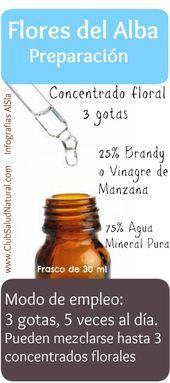 Flower Essences of Alba Damas Aureas Applications – Club Salud Natural La pr …  – Tratamientos faciales y cuidado del cabello