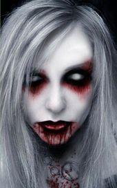 Comment faire le coloriage de Halloween pour le visage? – Archzine.fr