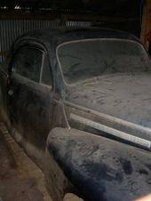 1942 Lincoln Zephyr 3 Window Coupe 14 500 Craigslist Central Nj Barn Finds Lincoln Zephyr Zephyr