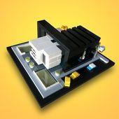 Moderne LEGO Architektur: Das Metropolitan Art Museum – #Architecture #Art #the # …   – lego illustration