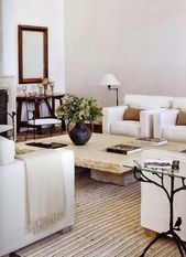 41 Relaxing Neutral Living Room Designs