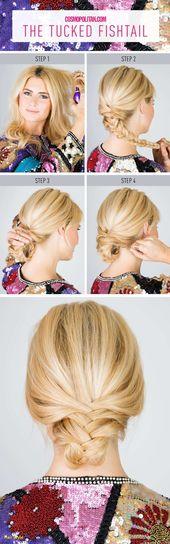 Fresh Gorgeous Geflochtene Frisuren #frisuren2019 #hairstyles #braidedhairstyles