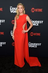 Annabelle Wallis In Stella McCartney – 'The Loudest Voice' New York Premiere