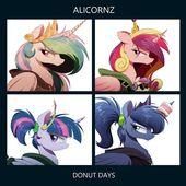 Donut Days von NCMares auf DeviantArt