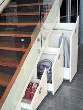 Shoe Storage Design Stairs 70 Trendy Ideas Interior Design Your Home Stair Storage Storage Under Staircase