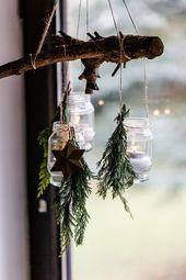 Weihnachtsmenü Hauptgang {Schweinefilet mit Ahornsirup-Senf-Glasur} + Senfglas Upcycling Idee – Dreierlei Liebelei – Weihnachtsdeko basteln, gestalten & selber machen