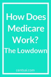 How Does Medicare Work The Lowdown Health Insurance Coverage
