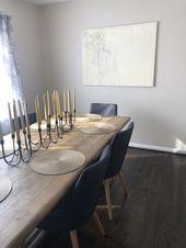 Dining Room Decor , Large Wall Art
