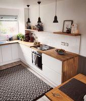 35 schöne Küchenfarben Ideen für außergewöhnliche …