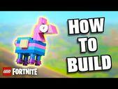 Baue deinen eigenen LEGO Fortnite Glider und Loot Llama [Instructions]   – Crafts for Dylan