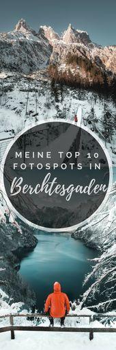 Berchtesgaden Fotospots – Die Highlights