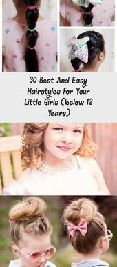 #Best #Easy Hairstyles for toddlers #simple #hairstyles # for #your#easy