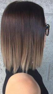 35 Ideen für kurze schokoladenbraune Haarfarben, die Sie jetzt ausprobieren sollten – Wass Sell  – { Hair }