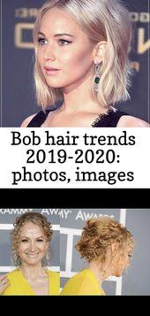 Bob Haartrends 2019-2020: Fotos, Bilder