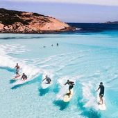 SurfGarage on Instagram: #surfers #surfersparadise #paradise #waves #lovetravel