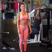 Single Hanging Leg Raises bringen Ihre Bauchmuskeln zum Brennen! Lisa (@lisafiitt) nimmt … – sport