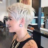 20 Perfekte Kurzhaarschnitte für feines Haar