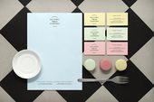 Área visual: Werklig. Diseñando identidades visuales   – Organized Clutter