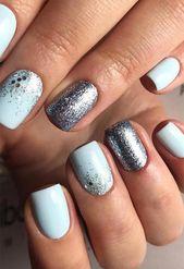 Short Nail Designs: Nail Art Designs for Short Nails to Try #Nailart #Makeup