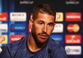 Sergio Ramos Photos Photos: Real Madrid v Sevilla: UEFA Super Cup