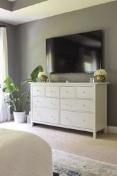 Simple Updates for a Beautiful Master Bedroom Retreat — House by the Preserve