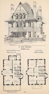 Artistic city houses, no. 43 : Herbert Chivers : Free Download, Borrow, and Streaming : Internet Archive