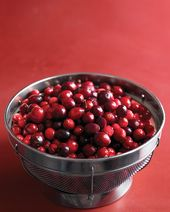 10 Fresh Cranberry Recipes That Aren't Sauce!