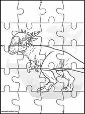 Jurassic World 18 Zu Drucken Puzzlespiele Aktivitaten Fur Kinder Puzzle Jurassic World Kinder Aktivitaten