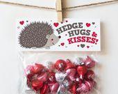 PRINTABLE Smores Valentines, School Valentines, Valentines Day Card, Smores Valentine's love, Valentine Cards Kids, Printable Valentine Tag